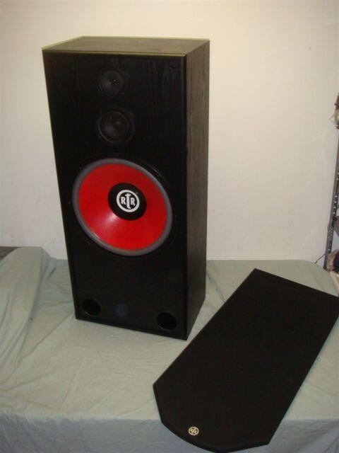 BIC America RTR1530 15 RTR Series 3-way Tower Speaker