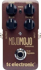 New-TC-Electronic-MojoMojo-Overdrive-Guitar-Effects-Pedal-Mojo