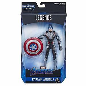 Marvel-Legends-Avengers-CAPTAIN-AMERICA-6-034-Action-Figure-Thanos-BAF-2019-Wave-1