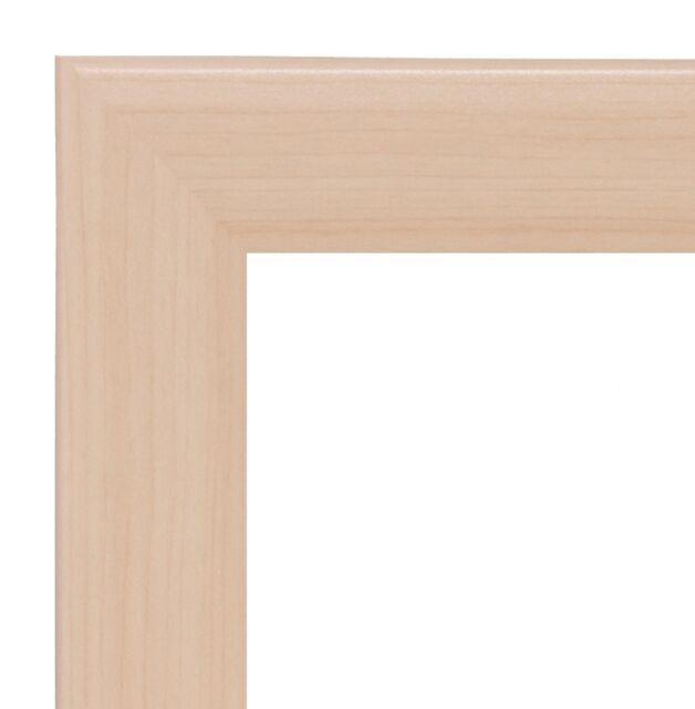 EUROLINE35 Bilderrahmen 40x35 oder 35x40 cm mit entspiegeltem Acrylglas