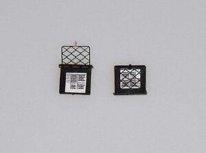 Dingler-2-Zettelkaesten-diagonal-Messing-schwarz-lackiert-Spur-1-1-32-1Z-154-02