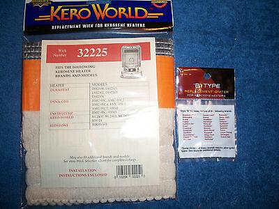 RMC Model RMC95c Wick   32225 Wick  Duraheat Wick  Dyna Glo Wick DYNA//GLO