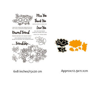 Flowers-Stamps-Metal-Cutting-Dies-Stencil-Handcrafts-Paper-Card-Seal-Decorative