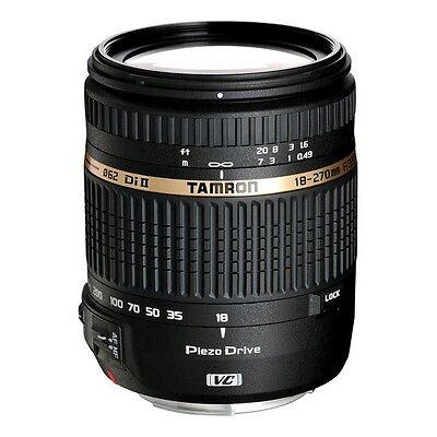 TamronAF 18-270mm f/3.5-6.3 Di II VC PZD Lens f/ Canon Digital SLR Cameras -NEW