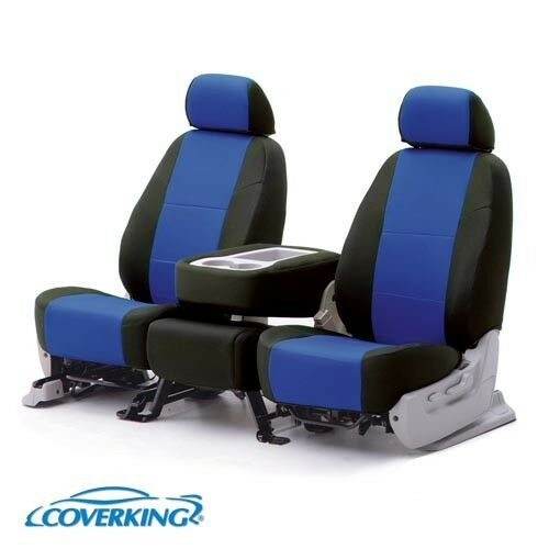 Coverking Custom Front Row Seat Covers Spacer Mesh Choose Color