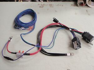 image is loading jack-plate-wiring-harness-with-80-amp-relays-