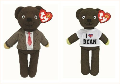 Ty Beanie Babies Mr Bean neuf avec étiquettes