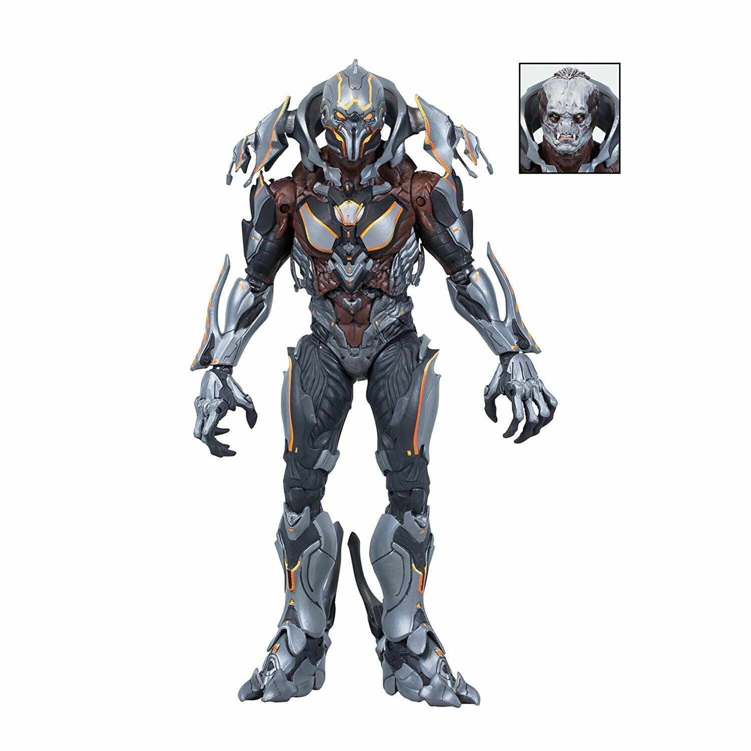 McFarlane Toys Halo Halo Halo 4 Series 2 Didact Deluxe Action Figure New In Box NIB 12fe1d