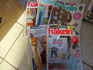 Simply Häkeln Zeitschrift Das Moderne Häkelmagazin Ebay
