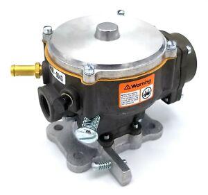CA100-64G-LPG-PROPANE-CARBURETOR-MIXER-MITSUBISHI-ENGINE-FORKLIFT-4G64-CLARK