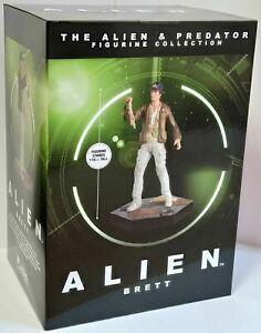 Eaglemoss-Alien-Samuel-Brett-1-16-Statua-Resina-13cm
