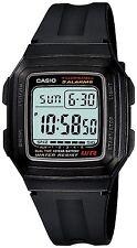Casio Men's Digital Resin Strap Calendar  Watch, Black