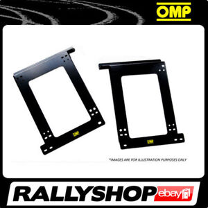 FIA-OMP-sport-SEAT-MOUNTING-dedicated-for-FORD-PUMA-LEFT-SIDE-brackets-fixing