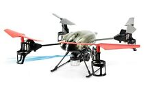 V979 mit Spritzpistole 5-KANAL 4-axis DROHNE / QUADROCOPTER 2,4 GHz Hubschrauber