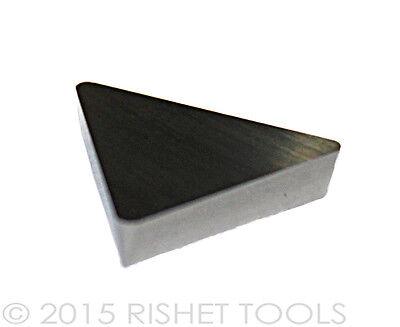 RISHET TOOLS TPU 321 C2 Uncoated Carbide Inserts 10 PCS