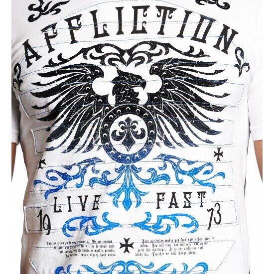 AFFLIZIONE AFFLIZIONE AFFLIZIONE T-SHIRT GARANTIRE LA Measure 912f68