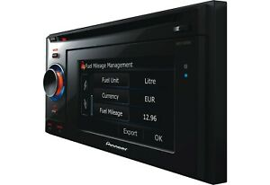 Pioneer AVIC-F320BT Navi Navigationsgerät CD Player im 2DIN Format Bluetooth TOP