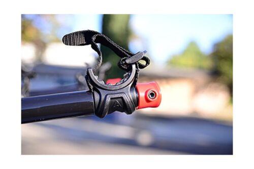 """Allen Sports DELUXE HITCH MOUNTED BIKE RACK 3-bike 2/"""" /& 1.25/"""" Hitch"""