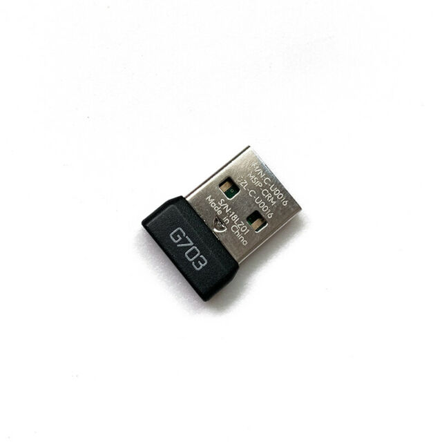 Logitech G900 Chaos Spectrum Wireless Gaming Mouse USB Receiver Dongle 993-01148