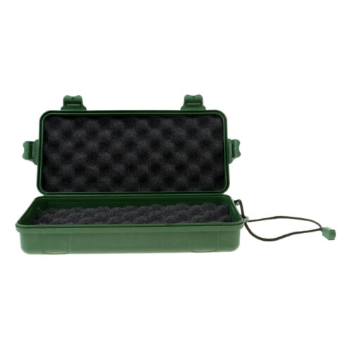 Brand New Airtight Storage Case Flashlight Torch Protect Carry Box Container