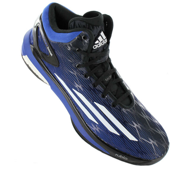 reputable site d45ca c08d6 NEW adidas Crazy Light Boost C75910 Mens Shoes Trainers Sneakers SALE