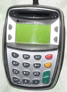 CHIP-amp-PIN-CARD-READER-Ingenico-I3300-epos-unit-for-TT41-TT42-i5100-UNTESTED