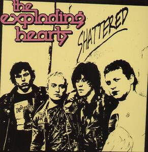 Shattered-Lp-Exploding-Hearts-2007-Vinyl-NUEVO