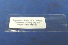 "NEW MEYER SNOW PLOW COUPLER SET PIN STYLE MALE O-RING FEMALE 1//4/"" NPT 15848C"