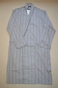 Signature Grey Robe Striped Ps Paul New Medium Smith Brand FtvwSgaq
