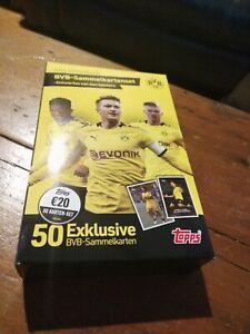 Erling Haaland #25 Topps 2020 BVB Borussia Dortmund RC Tarjeta De Novato SP