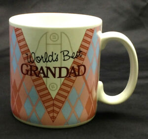 Image Is Loading World 039 S Best Grandpa Coffee Mug Grandma