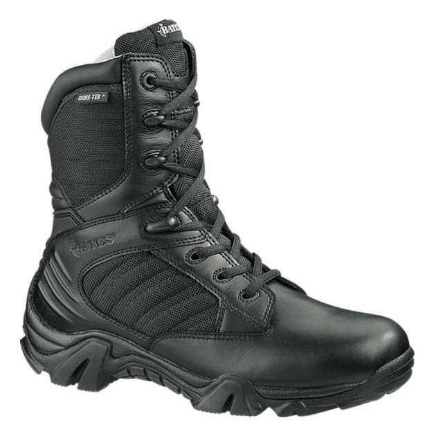Bates GX-8 Gore-Tex® Side Zip Black