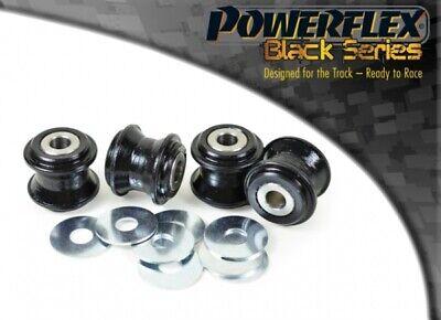 Di Animo Gentile Powerflex Black Series Anteriore Anti Roll Bar Cespugli Di Collegamento Audi A6 (c5) (2002 > 05)- Fornitura Sufficiente