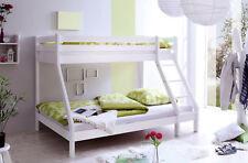 Etagenbett Moritz Kiefer Massiv Weiß 90 Cm : Pingulina etagenbett noah kiefer massiv weiß günstig kaufen ebay