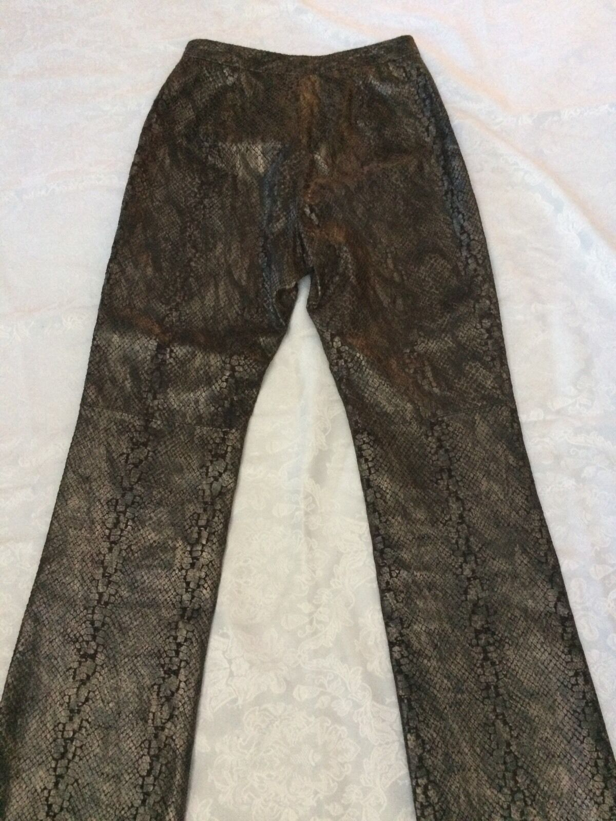 INC International concept leather pants size 4