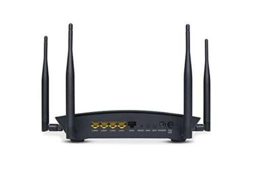 Model MR2600 MOTOROLA AC2600 4x4 WiFi Smart Gigabit Router with Extended Range