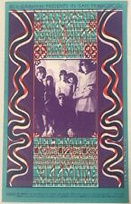 Bill Graham BG 42 Handbill Fillmore 12/16-18/1966