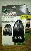 Tork 655d Outdoor 2-grounded Outlet W/ Remote Control By Tork Lot Of 5