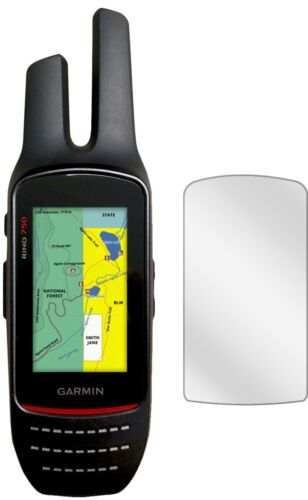Lámina protectora para Garmin rino 755t Lámina pantalla claro protector de pantalla