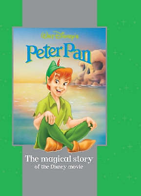 "Disney Magical Story: ""Peter Pan"" (Disney Book of the Film), , Very Good Book"