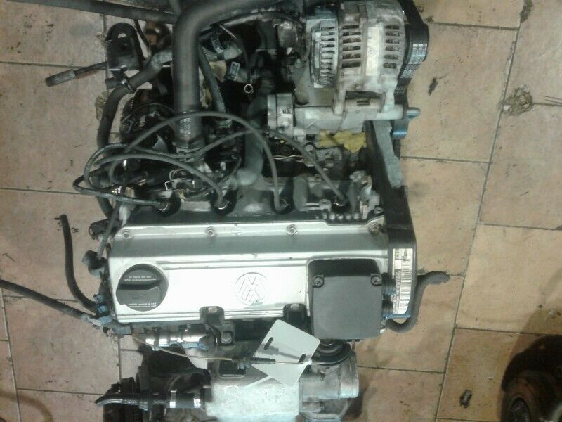 Vw Engines For Sale >> Vw Golf 2litre Agg Engine For Sale Johannesburg South Gumtree Classifieds South Africa 461385893