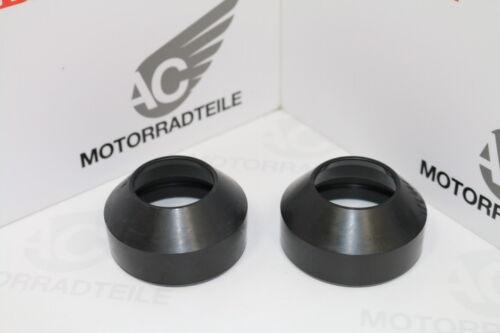 Honda CB 550 Four K0 K1 K2 K3 Staubkappen Set Staubschutz Dichtung Gabel Repro