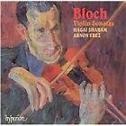 Ernest Bloch - Bloch: Violin Sonatas (2005)