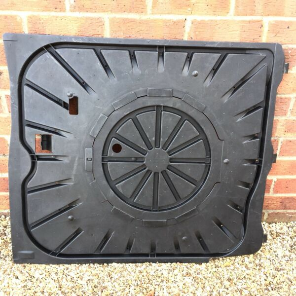 Collection Only 1246934533 Mercedes W124 Spare Wheel Cover No Delivery Bespaar 50-70%