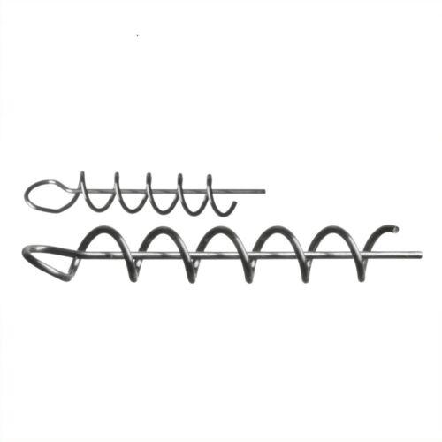 Daiwa Prorex Screw-In System Spirale Schraubspirale f M 3cm Gummifisch Gr