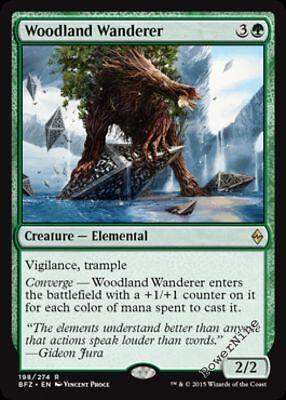 Green Battle for Zendikar Mtg Magic Mythic Rare 1x x1 1 Greenwarden of Murasa