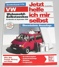 Anleitung Wohnmobil Innenausbau Selbstausbau VW Bus T4 Transporter Caravelle