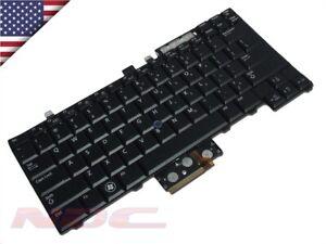 NEW-Genuine-Dell-Latitude-E6400-XFR-US-ENGLISH-Backlit-Laptop-Keyboard-0Y207K