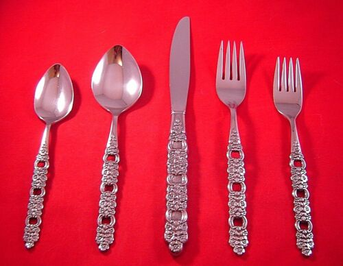 Community Oneida Viola Voila Stainless Glossy Flatware Your Choice EXC