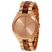 Michael Kors MK4301 Rose Gold Womens Watch